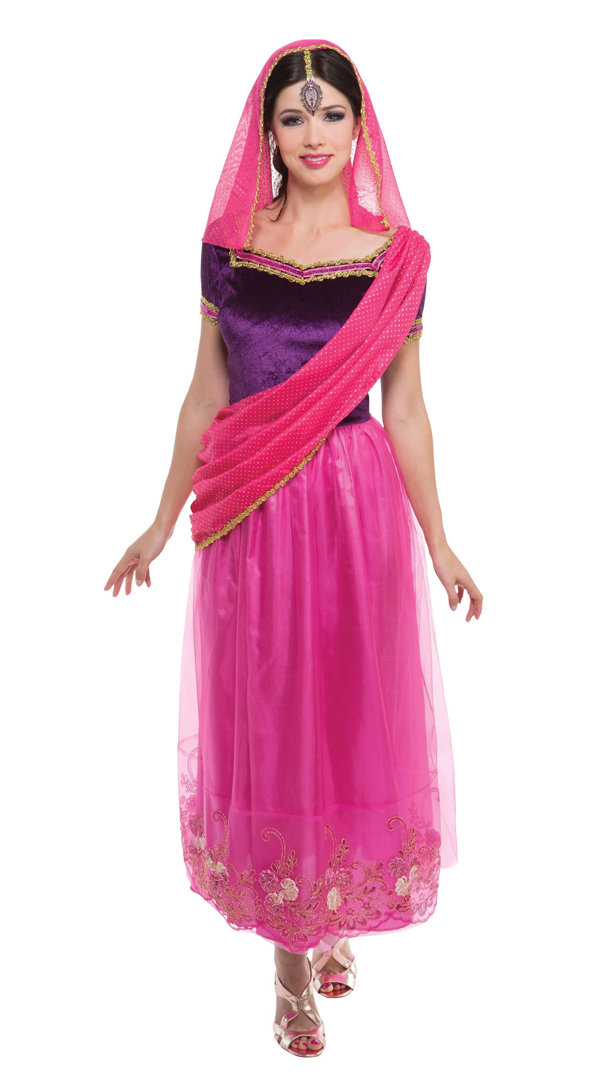 Traje de señora completo mujer de Bollywood 2f6281a82dc