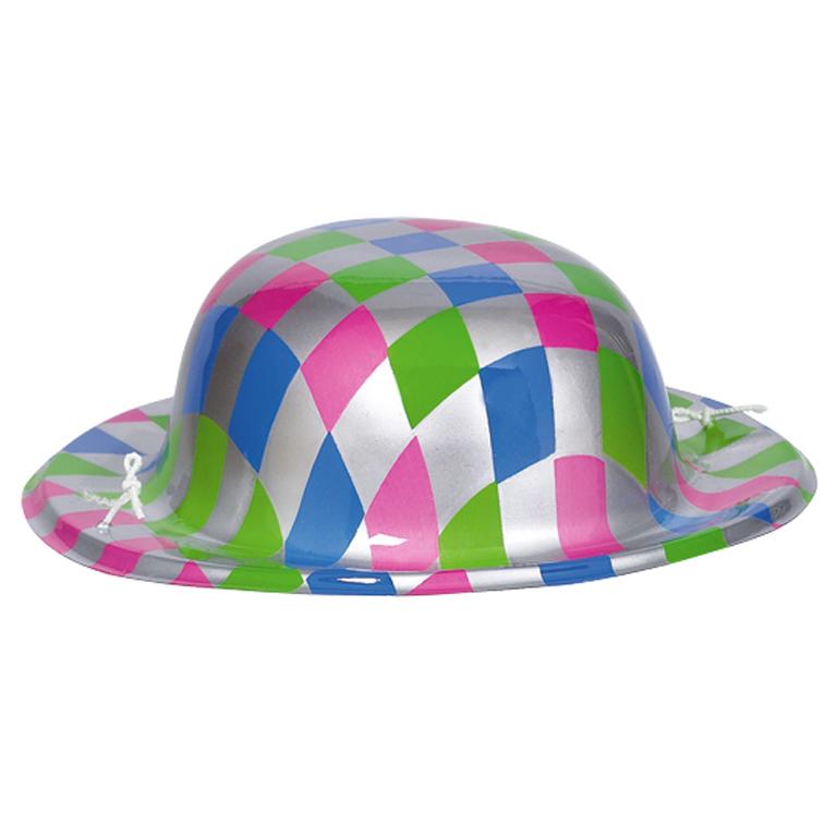 96ff84dd5f7c0 Nuevo Años 70 Disco Mini Plástico Sombreros